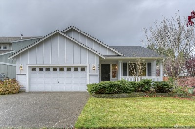 Olympia Single Family Home For Sale: 3041 Swordfern Dr NW