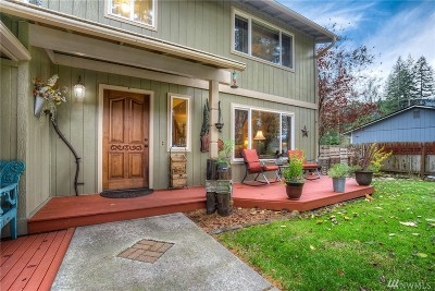 North Bend Single Family Home For Sale: 44501 SE 150th St