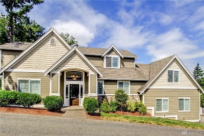 Kent Single Family Home For Sale: 319 Kensington Ave S