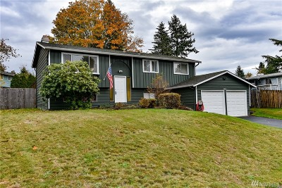 Renton Single Family Home For Sale: 18858 129th Place SE