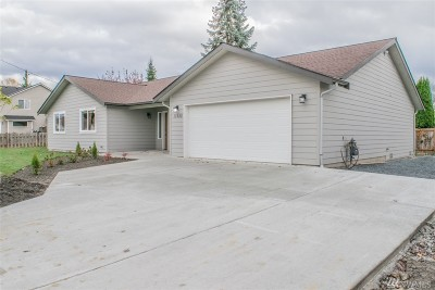 Monroe Single Family Home For Sale: 17582 154th St SE