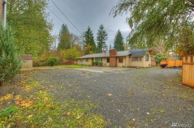Renton Single Family Home For Sale: 18831 SE 168th St