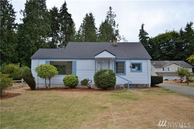 Lake Stevens Single Family Home For Sale: 524 91st Ave SE