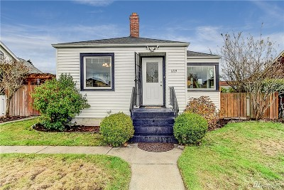 Everett Single Family Home For Sale: 1719 Lombard Ave