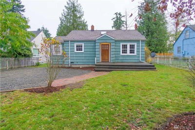 Tacoma WA Single Family Home For Sale: $269,950