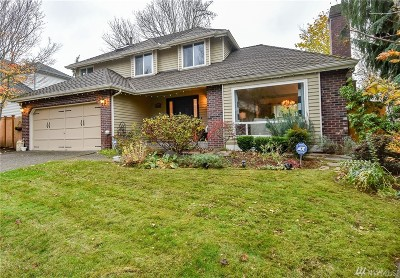 Bothell Single Family Home For Sale: 15008 93rd Place NE