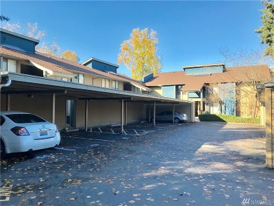 Lynnwood Condo/Townhouse For Sale: 4900 200th St SW #C106