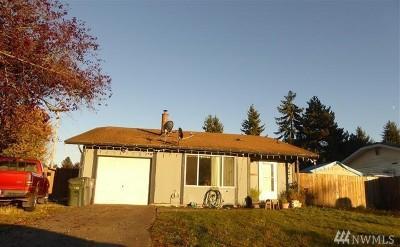 Spanaway Single Family Home For Sale: 17201 5th Av Ct E