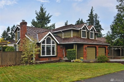 Puyallup Single Family Home For Sale: 1533 28th Place SE