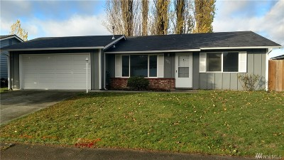 Auburn WA Single Family Home For Sale: $265,000