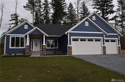Eatonville Single Family Home For Sale: 36221 86th Av Ct E
