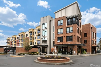 Puyallup Condo/Townhouse For Sale: 210 W Pioneer Ave #313