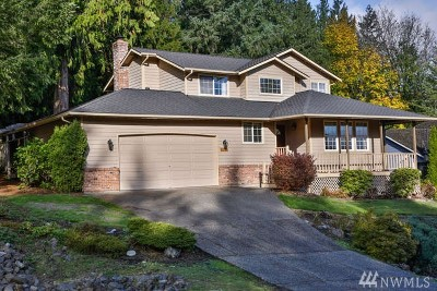 Snohomish Single Family Home For Sale: 10921 201st St SE