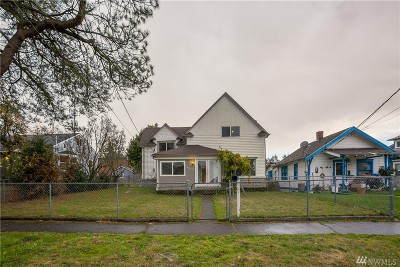 Single Family Home For Sale: 4817 S K St