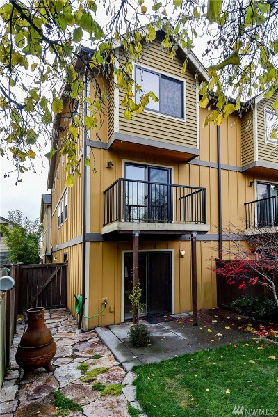 Seattle Single Family Home For Sale: 9746 4th Ave NW #A