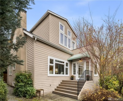 Seattle Single Family Home For Sale: 1903 32nd Ave S