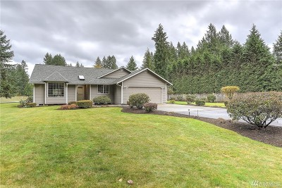 Tumwater Single Family Home For Sale: 8816 Walter Ct SW