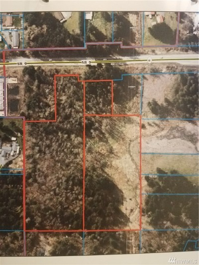 Snohomish County Residential Lots & Land For Sale: Hwy 9