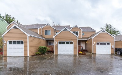Oak Harbor Condo/Townhouse For Sale: 1250 SW Heller St #B3