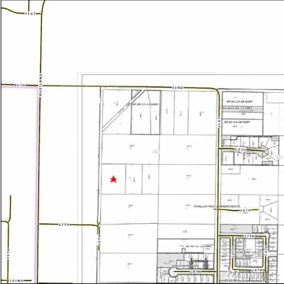 Puyallup Residential Lots & Land For Sale: 2600 25th St SW