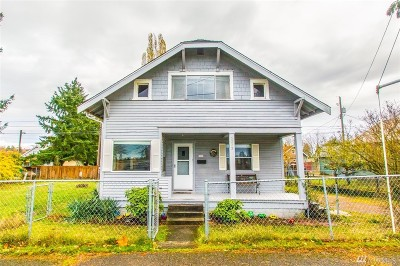 Single Family Home For Sale: 6233 S Clement Ave