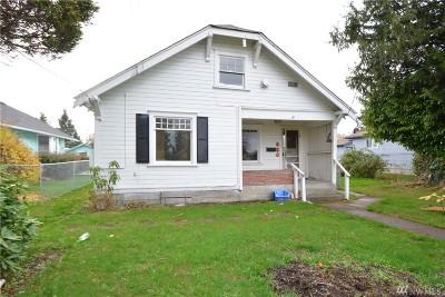 Tacoma Single Family Home For Sale: 838 E 47th St