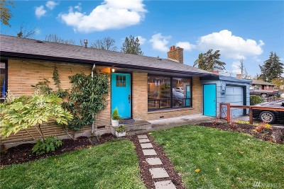 Seattle Single Family Home For Sale: 5919 47th Ave S