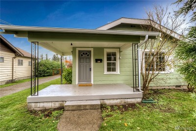 Enumclaw Single Family Home For Sale: 1331 Davis Ave