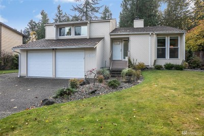 Renton Single Family Home For Sale: 15707 SE 166th Place