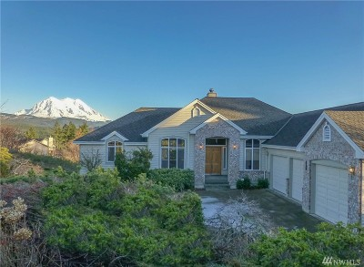 Eatonville Single Family Home For Sale: 179 Dow Ridge Dr N
