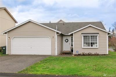 Pierce County Single Family Home For Sale: 18706 12th Av Ct E