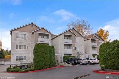 Bothell Condo/Townhouse For Sale: 23908 Bothell-Everett Hwy #A302
