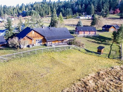Single Family Home Contingent: 3846 Happy Valley Rd