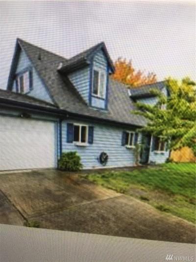 Tacoma WA Single Family Home For Sale: $165,000
