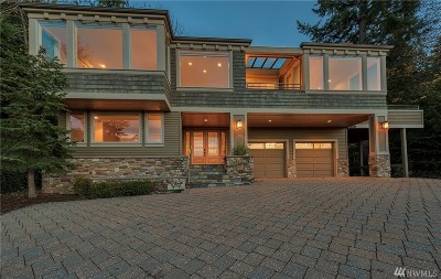 Edmonds Single Family Home For Sale: 9507 Forest Dell Dr