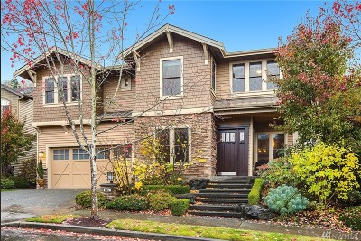Issaquah Single Family Home For Sale: 605 Saddleback Loop Wy NW