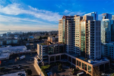 Bellevue WA Condo/Townhouse For Sale: $2,125,000