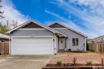 Puyallup Single Family Home For Sale: 1610 5th Ave SE