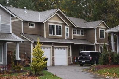 Thurston County Single Family Home For Sale: 8928 28th Wy SE