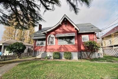 Single Family Home For Sale: 1423 S 43rd St