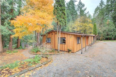 Sammamish Single Family Home For Sale: 803 211th Place NE