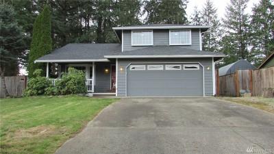 Spanaway Single Family Home For Sale: 22804 34th Av Ct E