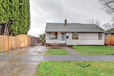Seattle Single Family Home For Sale: 7720 30th Ave SW