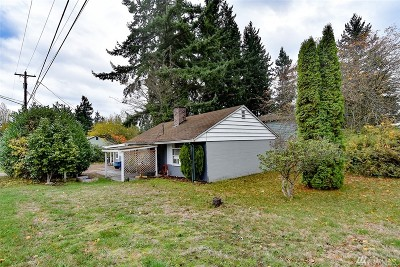 Mountlake Terrace Single Family Home For Sale: 5408 228th St SW