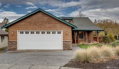 Bellingham Single Family Home For Sale: 3790 Westhills Place