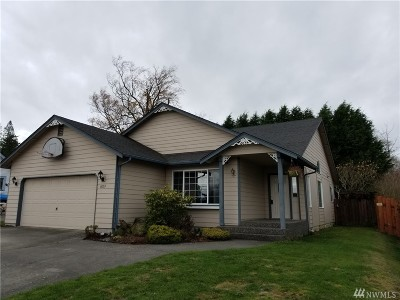 Ferndale Single Family Home For Sale: 6093 Church Rd