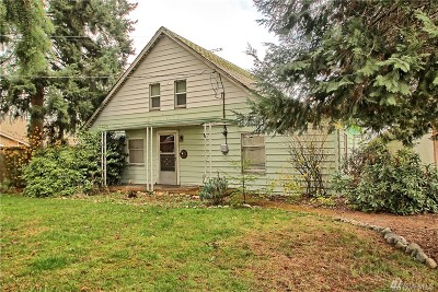 Puyallup Single Family Home For Sale: 14015 122nd Ave E