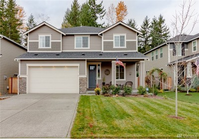 Puyallup Single Family Home For Sale: 13916 63rd Ave E