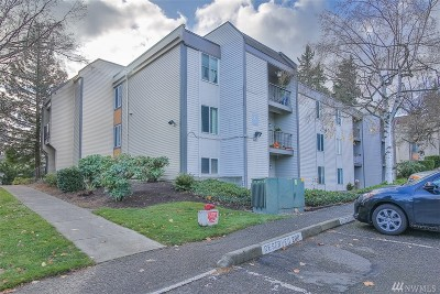Bellevue WA Condo/Townhouse For Sale: $255,000