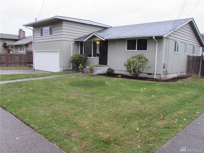 Tacoma Single Family Home For Sale: 4601 N 24th St